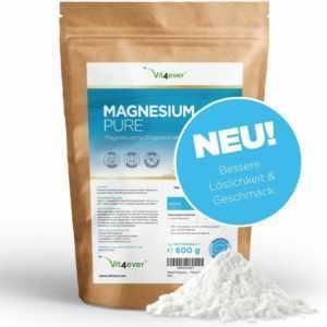 600g - 1200g MAGNESIUM PURE - Magnesium-Citrat Pulver - Hydrogen-Citrat!