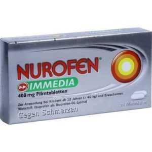 NUROFEN Immedia 400 mg Filmtabletten 24 St 08794459