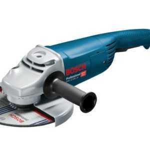 Bosch Winkelschleifer GWS 22-230JH - 2200 Watt - 230mm - 5,2 kg - SOLO