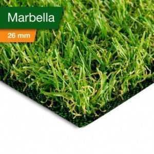 Kunstrasen Marbella | Höhe: 26 mm Rasenteppich balcon outdoor teppich