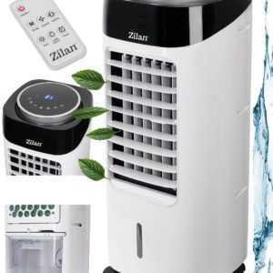 3in1 Air Cooler Luftreiniger Mobiles Klimagerät Klima Ventilator Luftkühler
