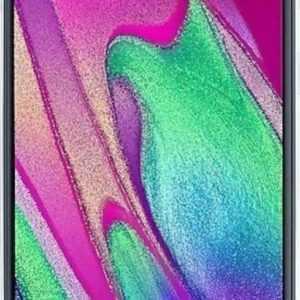 Samsung Galaxy A40 Duos A405FN/DS weiß Android - DEUTSCHER HÄNDLER...