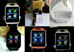 Handy Uhr Smart Watch Wireless für Android ,IOS Armbanduhr Neu TOP Angebot