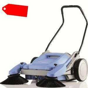 Kränzle Handkehrmaschine Colly 800 - Kehrmaschine - 30 Liter - 19kg