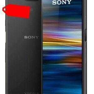 Sony Xperia 10 (I3113) Single Sim black/ schwarz GUT vom Händler