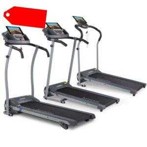 Laufband elektrisch 10 o.12 km/h LCD Display Puls Fitness Heimtrainer klappbar