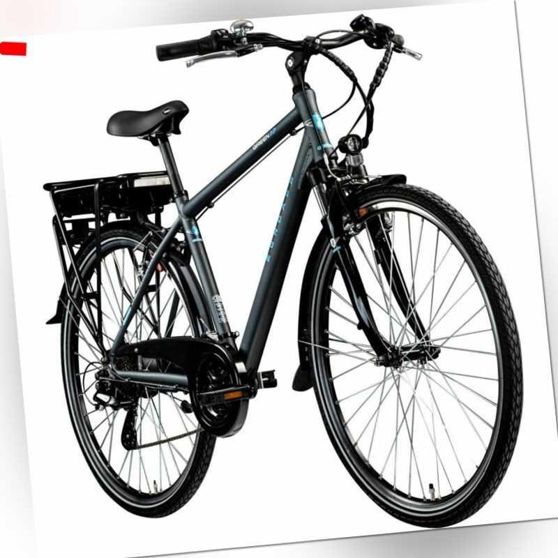E-Bike Trekking 700c Zündapp Green 7.7 Pedelec Trekkingrad Herren 28 Zoll Touren
