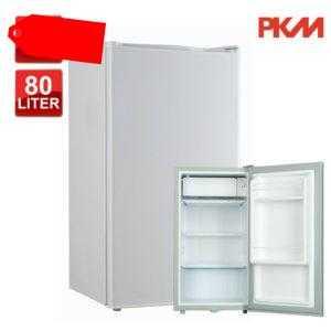Kühlschrank PKM KS81.0 A+ Stand Tischkühlschrank EEK:A+ 80Liter;...