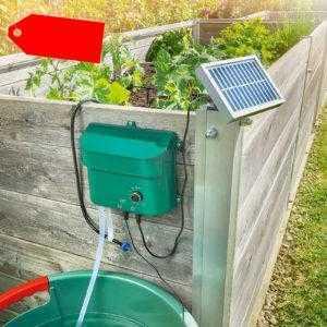 Solar Bewässerungssystem Pflanzenbewässerung Wasserspender esotec 101100