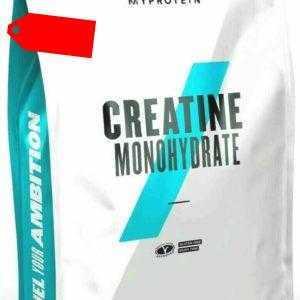 MyProtein Creatin Monohydrate 500g Beutel Kreatin Creatine Pulver Monohydrat