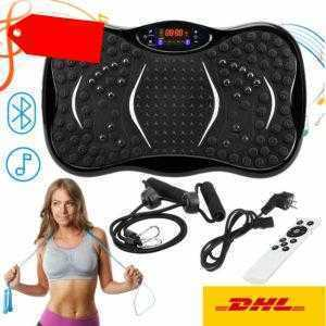 3D Shaper Vibrationsplatte Vibrations Trainer Fitness Power Platte Platte
