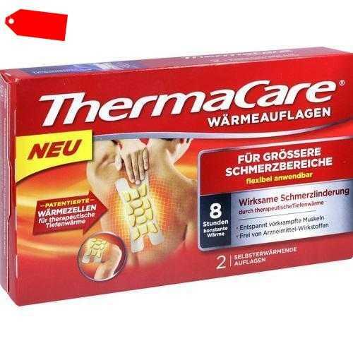 THERMACARE für größere Schmerzbereiche 2 St PZN 11851913