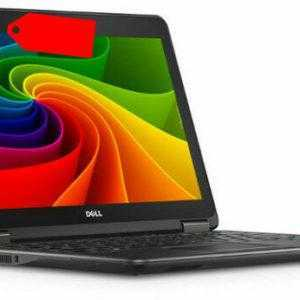 Dell Latitude E7240 Intel i5-4310U 8GB 128GB SSD BT 1366x768 WLAN Cam Windows 10