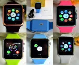 Armband- Uhr Smart Watch Handy Uhr Bluetooth für Android und IOS Neu 1 Stück