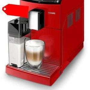 PHILIPS 3100 series EP3363/00  Kaffeevollautomat + Milchbehälter...