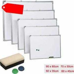 Magnettafel Whiteboard Schreibtafel Wandtafel Magnetboard Memoboard Weißwand