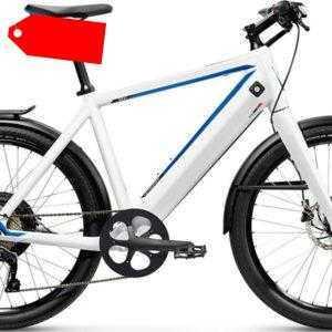 Stromer E-Bike ST1 X Sport 45 km/h Version S-Pedelec CYRO Drive 618 Wh 17 Zoll