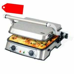 BEEM Germany Pro Multigrill 3in1 Kontaktgrill und Sandwich –...