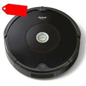 iRobot Roomba 606 Saugroboter 3-stufiges Reinigungssystem Staubsauger Roboter