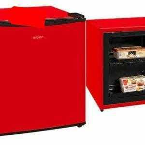 Mini Gefrierschrank Gefrierbox A++ 31l 4-Sterne Rot GB40-15A++;...