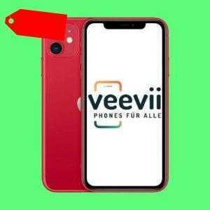 Apple iPhone 11 - 64GB - Rot (Ohne Simlock) Smartphone 🔥 TOPANGEBOT 🔥
