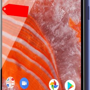 "Nokia 3.1 Plus DualSim blau 16GB LTE Android Smartphone 6"" Display..."