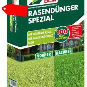 10 kg CUXIN Rasendünger Spezial Rasen Startdünger Langzeitdünger Sommerdünger
