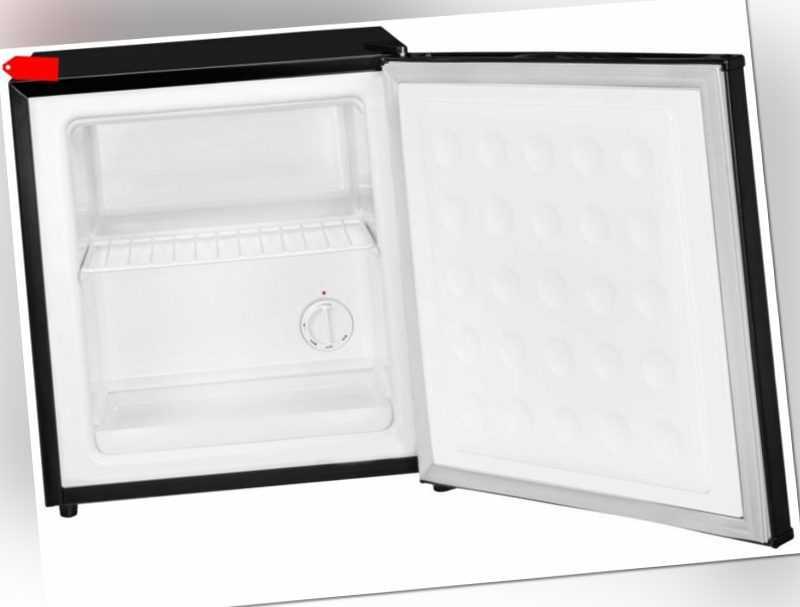 Mini Gefrierschrank Gefrierbox A++ 31l 4-Sterne Schwarz...