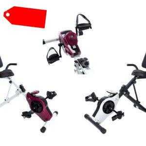 Fitnessbike Heimtrainer Sensoren Fahrrad Krafttrainer Hometrainer X-Bike Pro