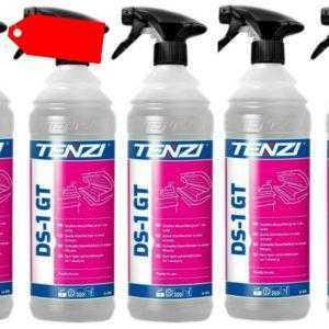 DS-1) 5x 1L Spray Flächen Desinfektionsmittel Sprühflasche Antibakteriell Mittel