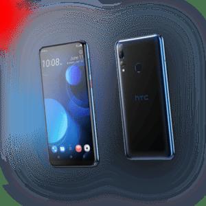HTC Desire 19+ 64 GB Starry Blue Dual SIM *Aussteller in OVP*