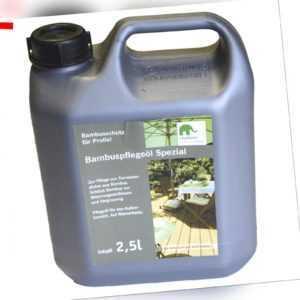 elephant Bambus-Pflegeöl Spezial CoBAM-Terrassendielen coffee 2,5 L