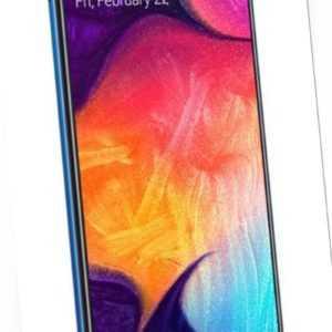 SAMSUNG Smartphone Galaxy A50 blau HAndy Mobiltelefon