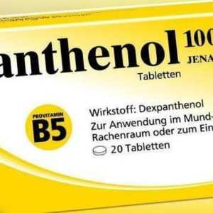 Panthenol 100 mg JENAPHARM® 50 St PZN: 6150829
