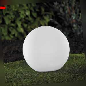 XL LED Solarkugel Gartenkugel 35cm Leuchte Farbwechsel RGB LK01-5 Pool Solar