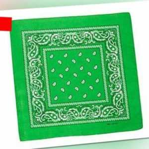 Mundschutz Bandana Tücher Halstuch Kopftuch 100% Baumwolle Shenky viele Packs
