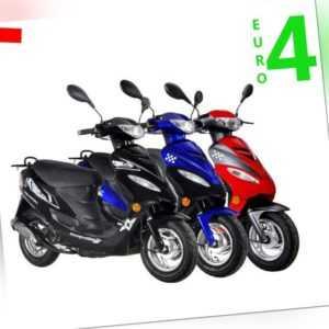 SCOOTER - MOTORROLLER GMX 450 Sport 45 km / h SCOOTER - MOFA -...