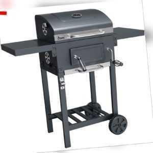 ACTIVA Grill Grillwagen BBQ Barbeque Angular Smart Holzkohlegrill Holz Kohle