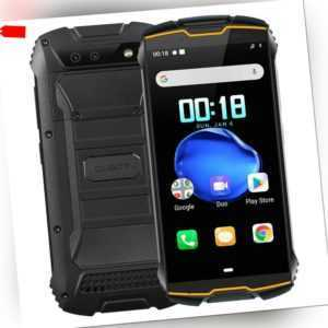 Cubot Kingkong Mini Robust 4G Smartphone Handy 4,0 Zoll Android 9.0 OS 3GB+32GB