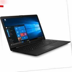 Notebook HP AMD Ryzen 5 3,7GHz 17,3 16GB RAM 1TB SSD AMD Vega 8 Windows 10 Pro