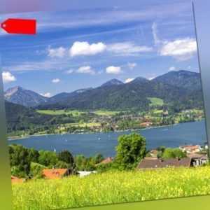3 Tg Urlaub am Tegernsee in Oberbayern Hotel Gutschein Kurort Bad Wiessee Alpen