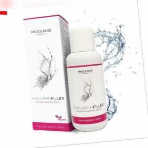 PROCEANIS Hyaluronfiller 100 ml - Anti-Aging Beauty Drink mit Hyaluronsäure