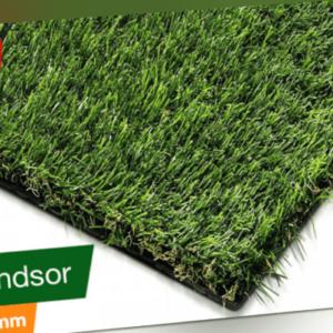 Kunstrasen Windsor | Höhe: 25 mm | Gewicht: 1700 g/m² Garten Balkon Rasenteppich