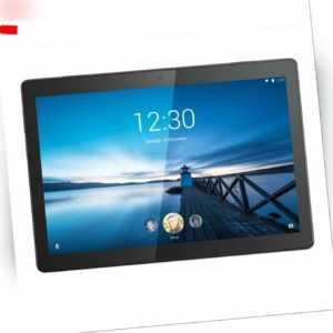 "Lenovo Tab M10 LTE 25,6cm (10.1"") 32GB, WiFi+4G, Android Oreo, Slate Black NEU"