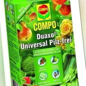 (7,03€/100ml) 150ml Compo Duaxo Universal Pilz-frei Fungizid Pilzfrei Pilz Stren