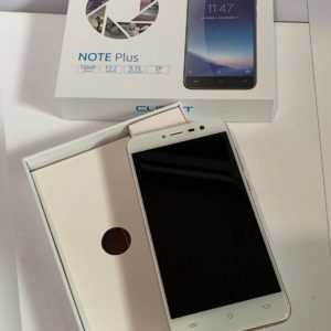 "CUBOT Note Plus 5.2"" 32GB Gold Dual Sim Android TOP & OVP! 14236"