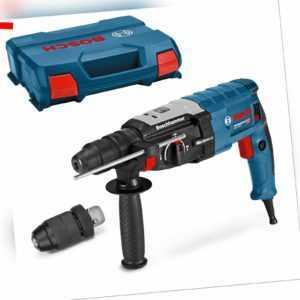 Bosch Bohrhammer GBH 2-28 F mit SDS-plus im Handwerkerkoffer