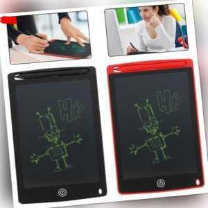'LCD Schreibtafel Writing Tablet Grafiktablett Zeichenbrett Message Board 8.5in