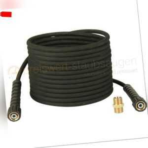 Hochdruckschlauch für Kärcher Drahtgewebe DN8 250bar Profi-Qualität M22 IG 155°C