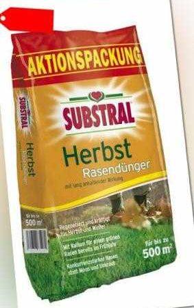 Celaflor Substral Herbst-Rasendünger, 12,5kg, Dünger